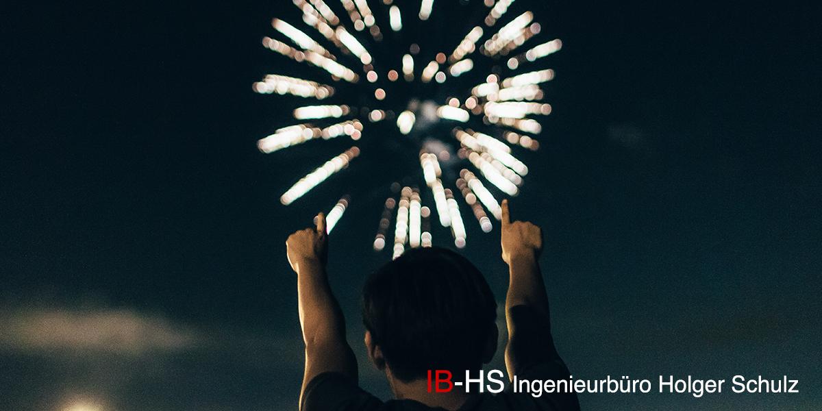 Wir feiern 12 jähriges Firmenjubiläum.