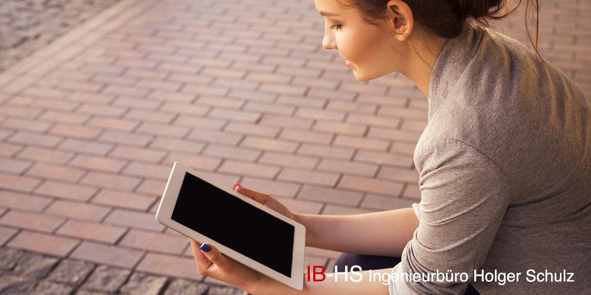 Neue Homepage für IB-HS